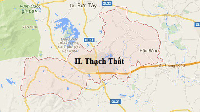 Thong hut phe phot tại quan thach that