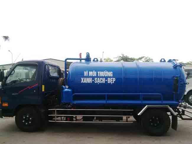 Công ty TNHH xây dựng môi trường xanh Việt Tín