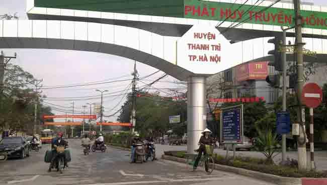 Huyện Thanh Trì