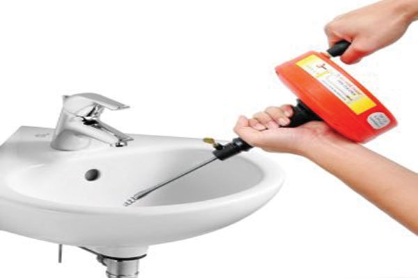 Tắc chậu rửa mặt